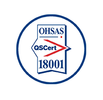 BS OHSAS 18001 Certificate